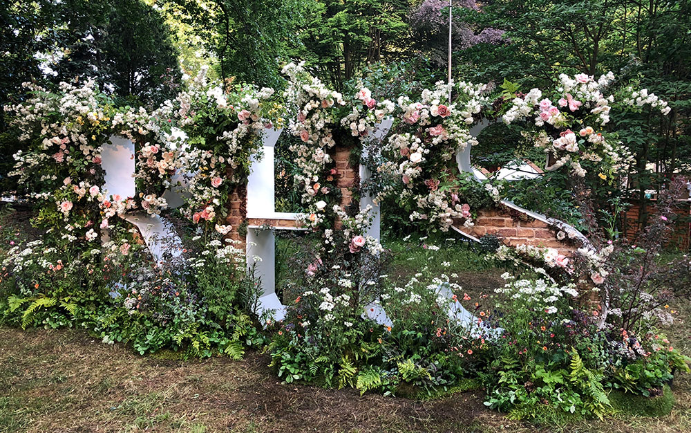 106 years of Chelsea Flower Show